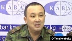 Марс Жусупбеков