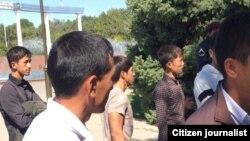 Хусусий бандлик агентлигидан ҳаққини талаб қилаётган ўзбекистонликлар, 17 сентябрь, 2020