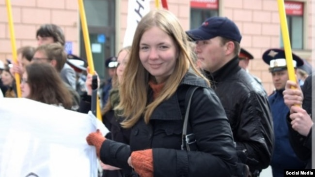 Дарья Костромина