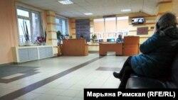 Холл хирургического отделения