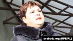 Алена Кустус, лідэрка прадпрымальніцкага руху Берасьця