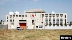 Ambasada e Kinës në Bishkek