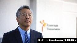 U.S. Ambassador to Kyrgyzstan Donald Lu