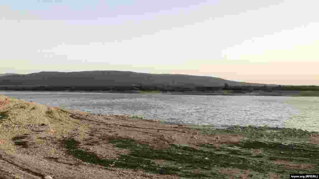 Белогорское водохранилище пополнилось на 1,89 миллиона кубометров