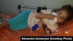донька Олександри Азнаурян
