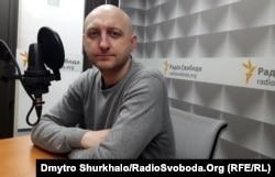 Український історик Борис Черкас