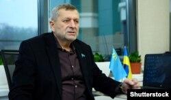 Ахтем Чийгоз, народный депутат от партии «Европейская солидарность»