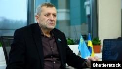 Ahtem Çiygoz, Ukraina halq deputatı
