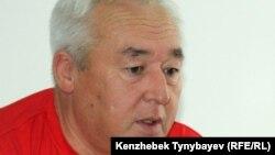 Seitkazy Mataew.