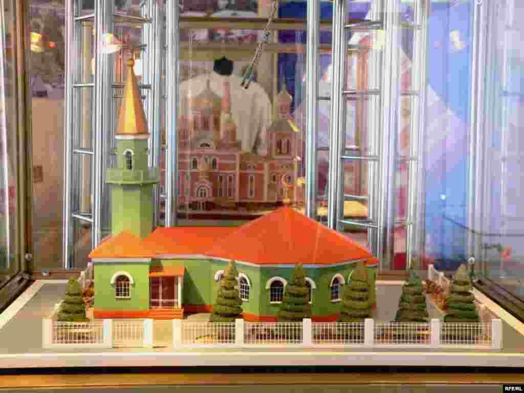 Алексеевскийның Виталий Абрамов исемендәге туган якны өйрәнү музее