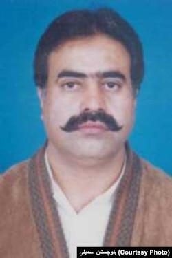 د بلوچستان اعلا وزیر ثناء الله زهري