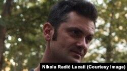 Milan Radanović, foto: Nikola Radić Lucati