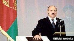 Одна из инаугураций Александра Лукашенко, 2001 год