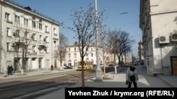 На улице заменено около 80 процентов деревьев