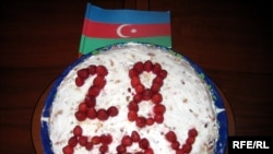 «Azadlıq» tortu