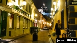 Литва башкаласы Вильнюс