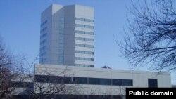 دفتر مرکزی جانسون اند جانسون در نیوجرسی