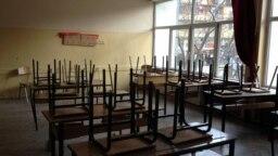 Shkollë në Prishtinë (Foto nga arkivi)