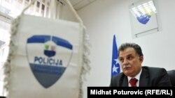 Zulfer Dervišević, glavni inspektor federalne finansijske policije