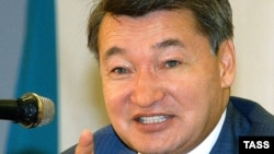 Даниал Ахметов, аким Восточно-Казахстанской области.