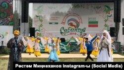 Рөстәм Миңнеханов инстаграмыннан алынган фотосурәт