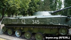 Расписанная броня БМД-1
