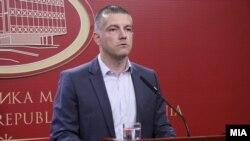 Министерот за информатичко општество и администрација, Дамјан Манчевски