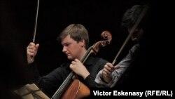 Andrei Ioniță în concert la Academia Kronberg