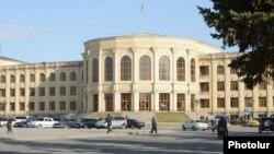Здание мэрии Гюмри