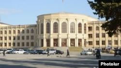 Գյումրիի քաղաքապետարանի շենքը