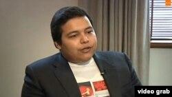 Өзбек президентинин жээн небереси Ислам Каримов Рен-ТВ телеканалына интервью берди.