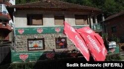 Demoliran objekat Zahide Ramić