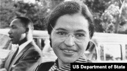 Rosa Parks (1913.- 2005.)