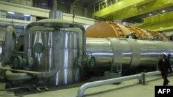 Իրանի միջուկային կարեւորագույն օբյեկտներից մեկի` Բուշեհրի ատոմակայանի ռեակտորը, արխիվ