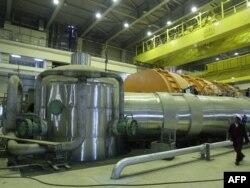 Reaktor u nuklearnoj elektrani u Iranu