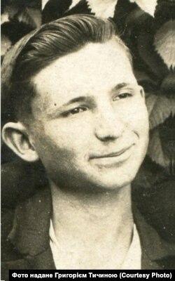 Григорій Білий перед Другою світовою війною