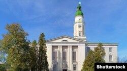 Ратуша міста Дрогобич, одного з переможців «Рейтингу прозорості міст-2019»