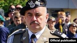 Генерал Войска Польского Ярослав Мика