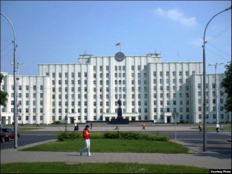 Владимир Могильников побывал на Дне города в Могилеве (статья)