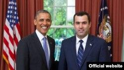 Барак Обама и Фарход Салим