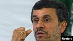 محمود احمدینژاد، رئیس جمهور ایران