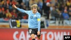 Ветеран сборной Уругвая Диего Форлан