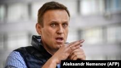 Lideri opozitar rus, Aleksei Navalny