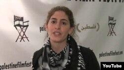 Fələstinli qadın rejissor Annemarie Jacir