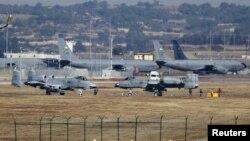 Թուրքիայի «Ինջիրլիք» ավիաբազան, արխիվ