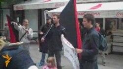 Окупирај го Вол Стрит - Окупирај го Скопје