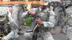 На Львівщині стартували українсько-американські військові навчання