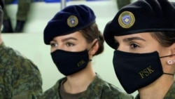 Kosovo Security Force Prepares For First Ever Peacekeeping Mission Abroad