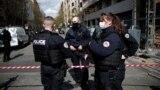 Французская полиция, иллюстративное фото