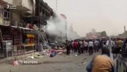 Bagdadda partlayış törədilib, ölənlər var